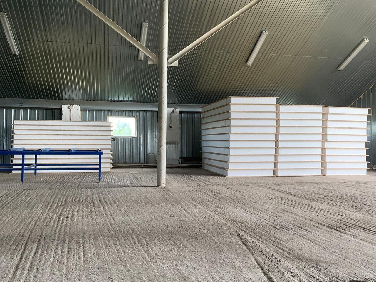 Завод по производству сип панелей