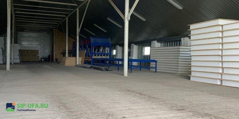 завод сэндвич панелей в Уфе